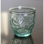 Preview: Weinglas / Glasbecher, Ornamente, Recyclingglas, Mediterranea Lifestyle, recyceltes Glas