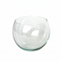 Preview: BALL Glasbecher / Weinglas / Weinkelch, 400 cc, Recyclingglas / recyceltes Glas, handgearbeitet