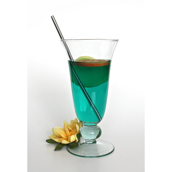 Cocktailglas / Hurricane-Glas / Kelchglas, Recyclingglas