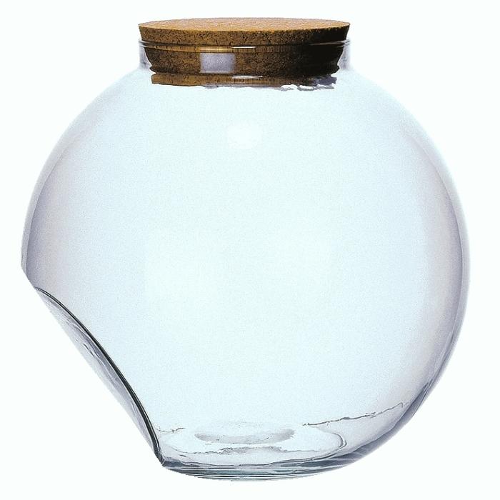 pandorael vorratsglas mit korkdeckel cc recyclingglas. Black Bedroom Furniture Sets. Home Design Ideas